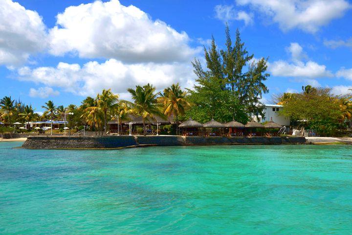 h tel mont choisy coral azur beach resort 3 voyage ile. Black Bedroom Furniture Sets. Home Design Ideas