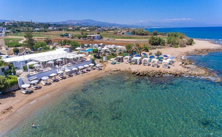 corali beach hotel 3*