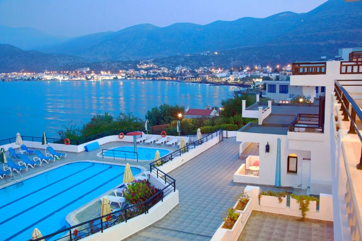 Stelios Horizon Beach 3*
