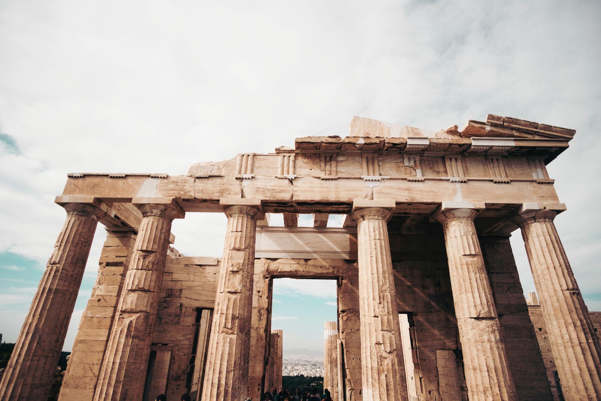 Autotour La Grèce Classique