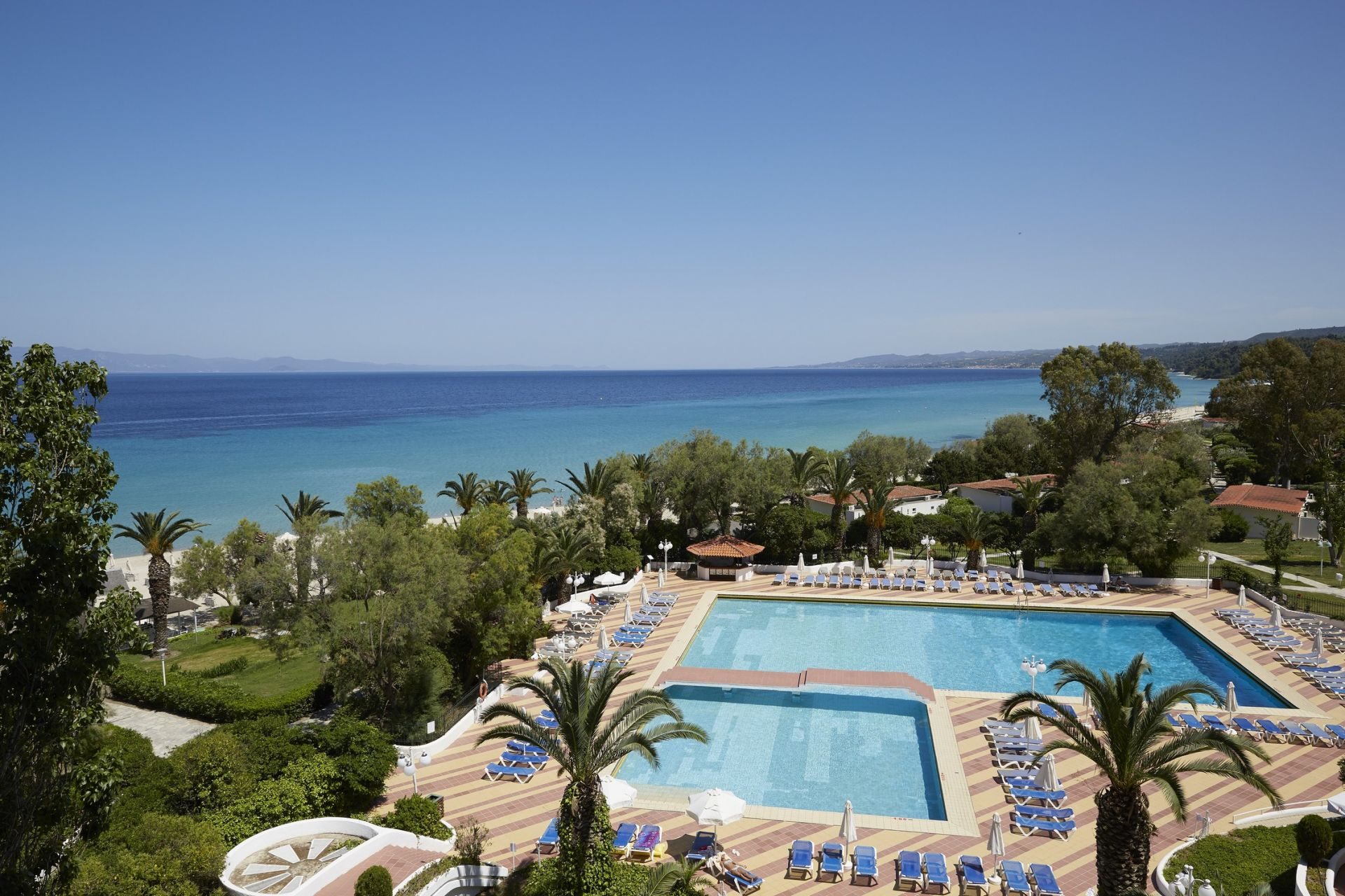 Pallini Beach Hôtel 4* - voyage  - sejour