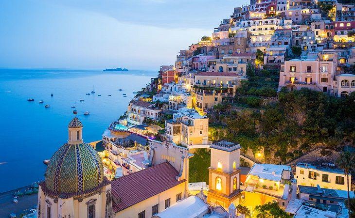 AUTOTOUR - Naples & côte amalfitaine