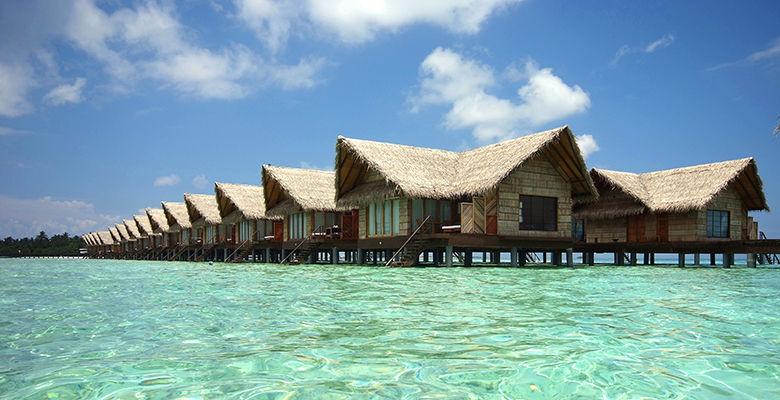 Hôtel Adaaran Hudhuranfushi Océan Villa 4*sup, en Formule tout compris - voyage  - sejour