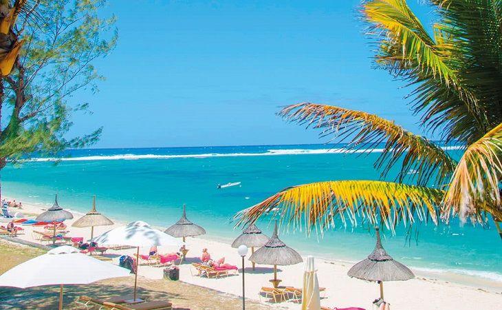 silver beach hotel mauritius ***