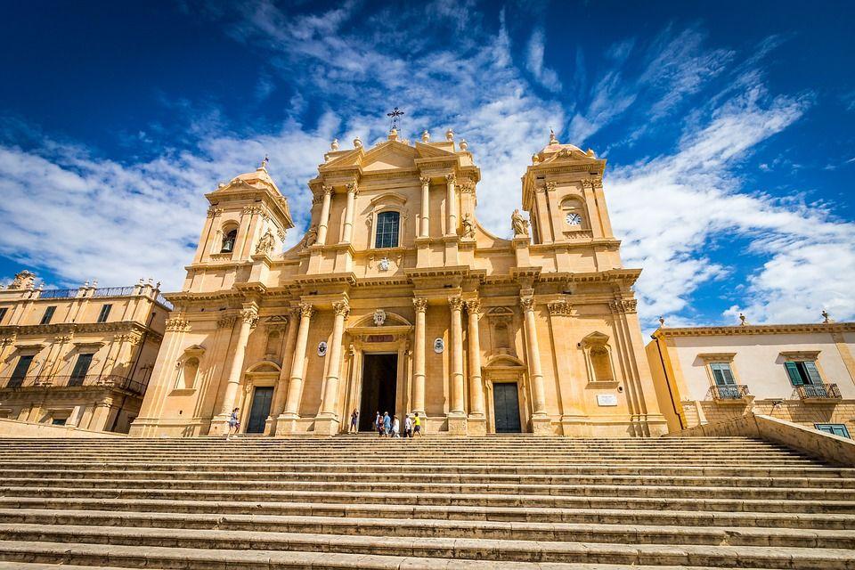 Autotour - Le baroque sicilien