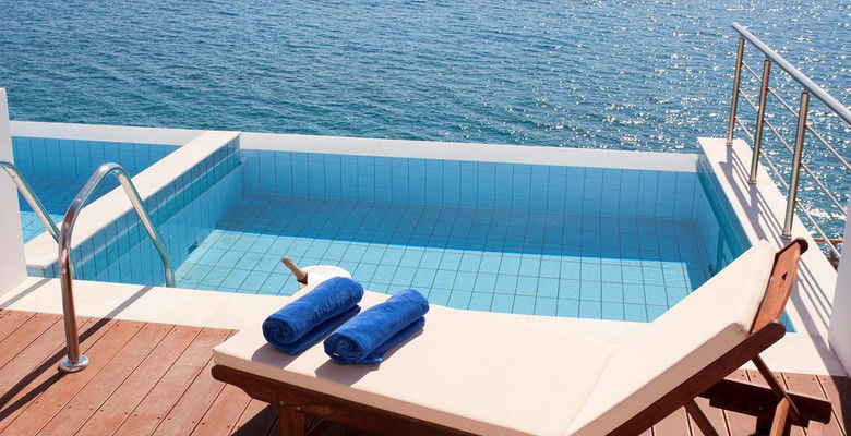 H tel miramare resort spa 4 sup suite sup rieure vue for Sejour piscine privee