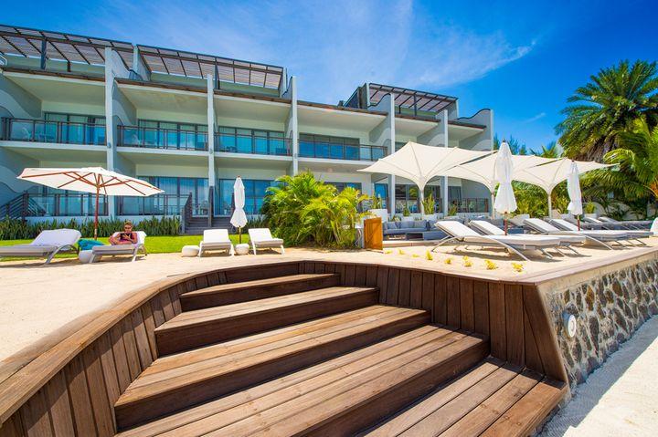 baystone boutique hotel spa 5 luxe en demi pension en junior suite voyage ile maurice. Black Bedroom Furniture Sets. Home Design Ideas