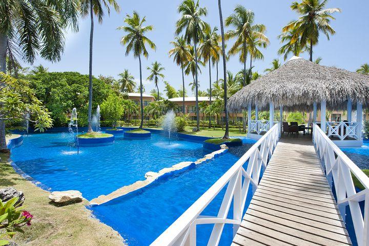 H tel barcelo dominican beach 4 en formule tout compris for Barcelo paris hotels