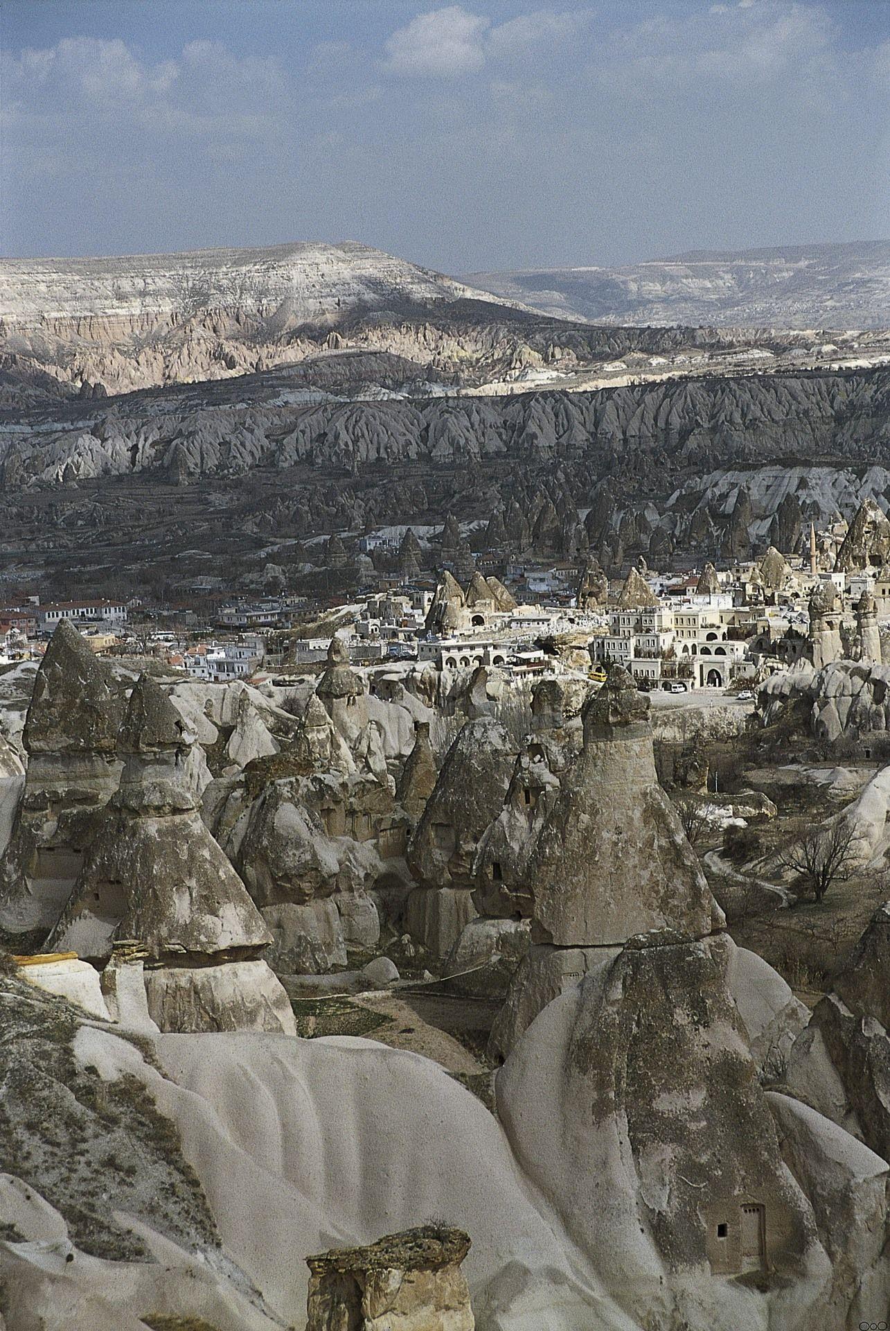Circuit Antalya / Cappadoce, Selon programme